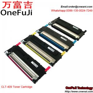 China toner cartridge CLT409 for Samsung CLP-315 CLP-310 printer toner cartridge supplier on sale