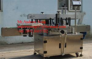 China Type de machine à étiquettes et type conduit par Electri applicateur de label on sale
