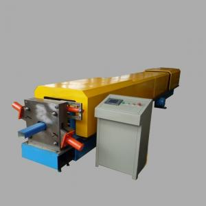 China 4.5T Weight Round Pipe Roll Forming Machine With Automatic PLC Control on sale