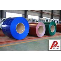 China Tiras del acero de PPGI, galvanizado pre pintado de la bobina para la unidad prefabricada residencial on sale