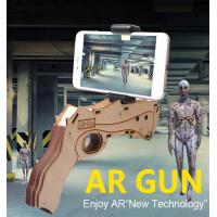 New Fashion Product Bluetooth AR Toy Gun 3D Gaming Controller Gamepad for Mobile Games Suit for IOS Android