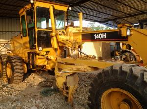 China used Motor Grader CAT 140H/caterpillar 140H grader on sale