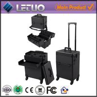 China LT-MCT0053 China online shopping new aluminum bag professional makeup case with wheel on sale