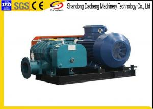 China Aeration Tank Small Roots Blower / Industrial Positive Displacement Fan on sale