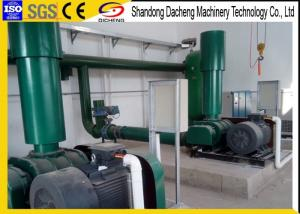 China Aquaculture Shrimp Farming Industrial Air Blower With Belt Driving Method on sale