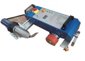 China Plastic Hot Air Pvc Welding Machine , Vinyl Banner Welder Adjustable Wind on sale