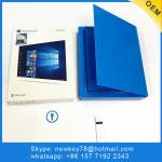 Microsoft Windows 10 Home 64 Bit System Builder Oem Retail Key Russian Language
