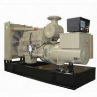 Cummins Engine Open Diesel Generator 50hz And Stamford Alternator