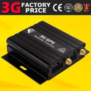 China Manufacturer 4G 3G GPS Tracker Vehicle GSM Car