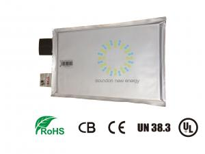 China 3.2V 50 AH Rechargeable Lithium Ion Battery Nmc For Energy Storage System on sale