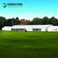 China Factory Sale Aluminum Alloy Outdoor Trade Show High quality aluminum frame structure industrial warehouse tent on sale