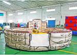 5*5m Inflatable Sports Games , Pvc Material Meltdown Inflatable Game