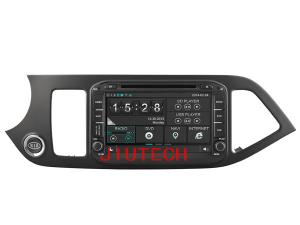 China Car Audio Video GPS Player Navigation Sysem DVD Player Stereo Multimedia For KIA MORNIN on sale