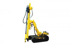 Quality CL351 Crawler Mounted Pneumatic Drilling Rig for sale