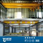YUANTAI electric hoist double girder overhead crane