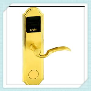 China Stand along wireless on line RF Hotel Door Lock on sale