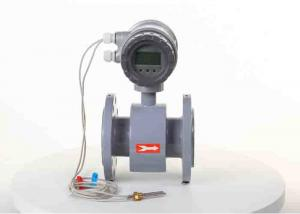 China 9000 Cbm / Hour Sewer Flow Meter , Parshall Ultrasonic Open Channel Flow Meter on sale