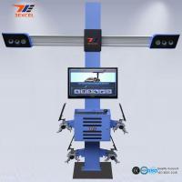 Mobile Truck Wheel Wireless Alignment Equipment Auto Wheel Balancing Professional