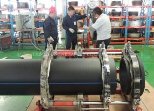 China HDPE dredging pipe hdpe irrigation pipe on sale