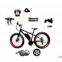 48v 1000w Mid Mounted Electric Bike Motor , Electric Motor Kits For Bicycles