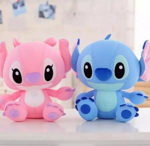 China Foam Particle Disney Stuffed Animal Toys / Nanoparticles Plush Disney Toys 12 Inch on sale