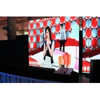 RGB P5 Indoor Advertising Boards , Full Color LED Display Screen Fixed Billboard