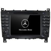 7 Inch Touch Screen Mercedes Benz Comand DVD Support 3G Modem for Mercedes C-Class