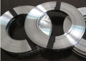 China 309S Stainless Steel Sheet Roll , Cold Rolled Steel Metal Strips Thickness 0.1 - 1.5mm on sale