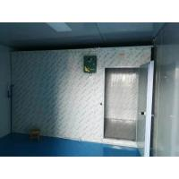 China Custom Cold Room Restaurant Walk In Cooler Coated Steel Or Stainless Steel Material on sale