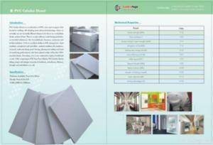 China Pvc Celuka Sheet on sale