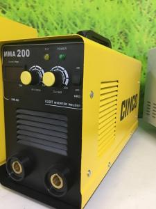 China Inverter ARC Welding Machine / MMA Welding Equipment With High Duty Cycle on sale