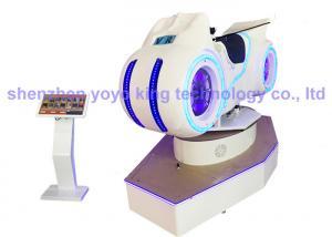 China 9D Vr Motorbike Simulator , Motorcycle Racing Simulator Game Machine on sale