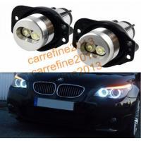 China E90 6W LED Marker Angel Eyes Kit Xenon White high power LED halo rings E90 E91 for BMW on sale