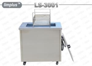 China Industrial Heater Exchange Autoparts Ultrasonic Cleaner 28kHz With Filter System on sale