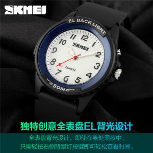 China Sport Leisure Quartz Lady Digital Watch Japan Movement Stainless Steel Back on sale