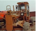 GD605R KOMATSU circulent en voiture l'équipement de terrassement de niveleuse