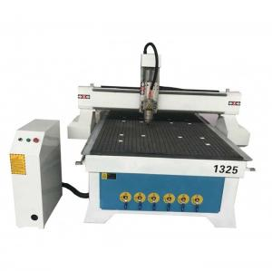 China Plate Type Furniture Woodworking CNC Machine S1325 Single Head 4x8 Ft on sale