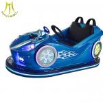 Hansel  shopping mall remote control coin operated bumper car for family ride