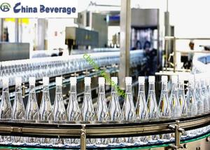 China Sticker Bottles Cans Automatic Bottle Labeling Machine , Front Back Two Sides Labeling Machine on sale