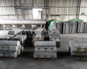 Isostatic Graphite Blocks and Rods High Purity Graphite Block and