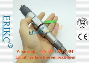 China ERIKC 0445120086 Bosch diesel pump fuel oil injector 0 445 120 086 fuel tank injection 612630090001 for WEICHAI on sale