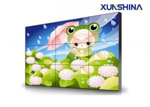 China High Brightness 4k Signals 55 Video Wall Display For 4s Shop Control Room on sale