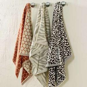 China 100% cotton jacquard organic cotton towel on sale