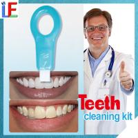 China Hot New Export Oral Hygiene White Clean Sponge Teeth Whitening Kit on sale