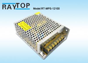 China 100W High Frequency Metal Enclosure Power Supply 12V 8.4A Power Adaptor on sale