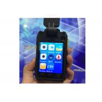 Multi - Purpose Bluetooth Body Camera 130 Degree Wide Angle With Android System