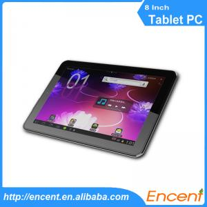 China Quad-core Processor tablet 8 inch tablet PC with 3G call on sale