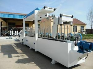 China upvc and aluminium profile surface lamination machine/colar lamination/window profile lamination on sale