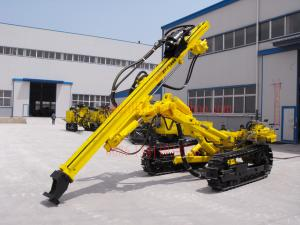 China Crawler Pneumatic Rock Drilling Machine , Atlas Copco CM351 DTH Drilling Rig on sale