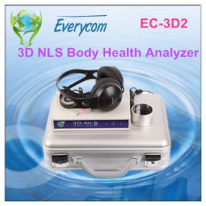 China Multi - language English Software 3D NLS Health Analyzer for Full Body on sale